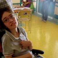 Rzut oka na szpitalny korytarz